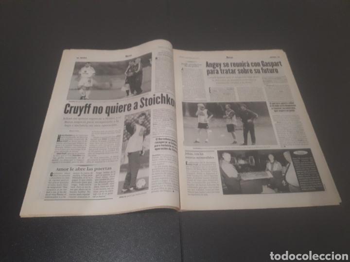 Coleccionismo deportivo: SPORT N° 5927. 4 DE MAYO 1996. - Foto 7 - 255956935