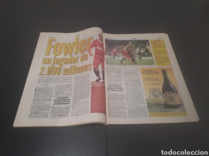 Coleccionismo deportivo: SPORT N° 5927. 4 DE MAYO 1996. - Foto 9 - 255956935