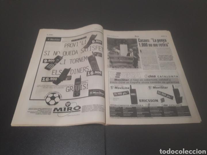 Coleccionismo deportivo: SPORT N° 5927. 4 DE MAYO 1996. - Foto 10 - 255956935