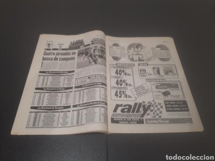 Coleccionismo deportivo: SPORT N° 5927. 4 DE MAYO 1996. - Foto 11 - 255956935