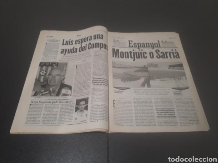 Coleccionismo deportivo: SPORT N° 5927. 4 DE MAYO 1996. - Foto 12 - 255956935