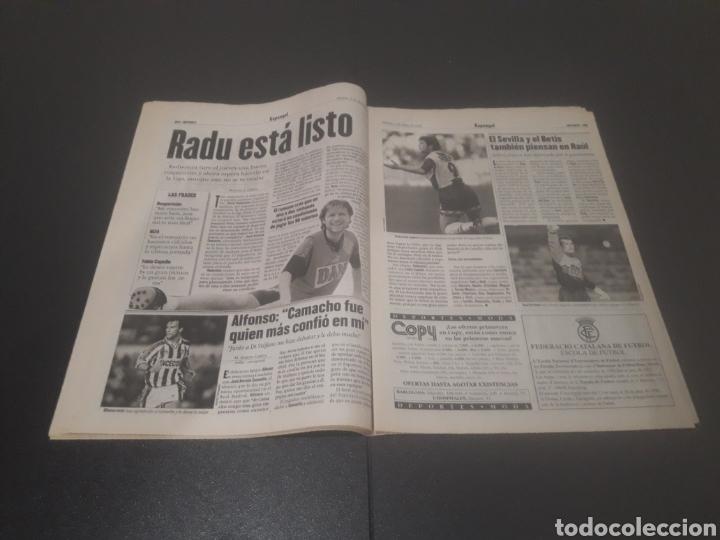 Coleccionismo deportivo: SPORT N° 5927. 4 DE MAYO 1996. - Foto 13 - 255956935