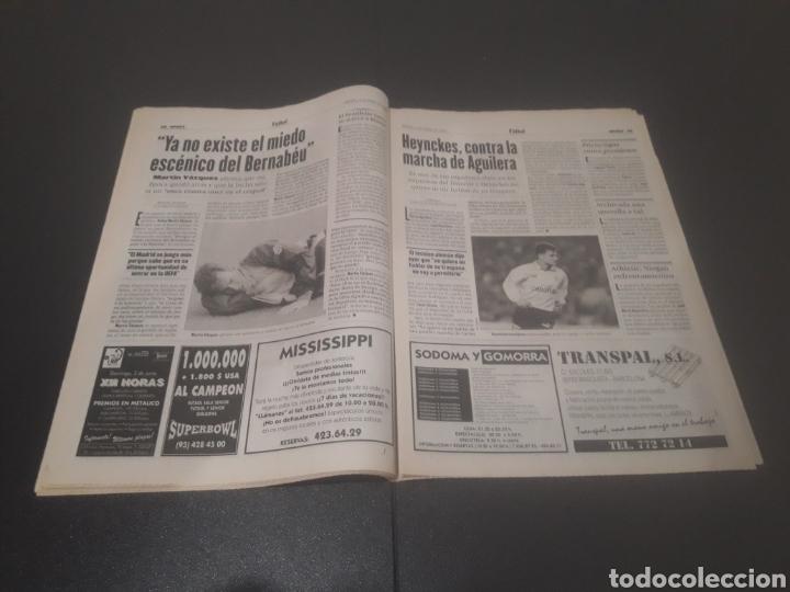 Coleccionismo deportivo: SPORT N° 5927. 4 DE MAYO 1996. - Foto 15 - 255956935