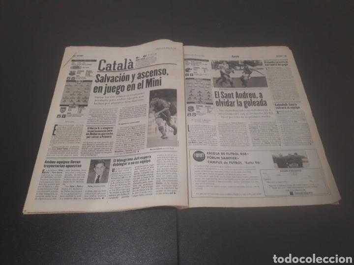 Coleccionismo deportivo: SPORT N° 5927. 4 DE MAYO 1996. - Foto 18 - 255956935