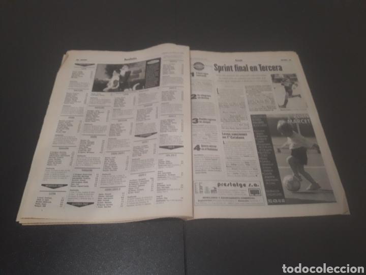 Coleccionismo deportivo: SPORT N° 5927. 4 DE MAYO 1996. - Foto 19 - 255956935