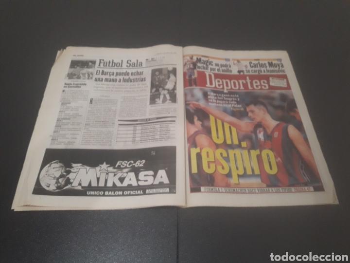 Coleccionismo deportivo: SPORT N° 5927. 4 DE MAYO 1996. - Foto 20 - 255956935
