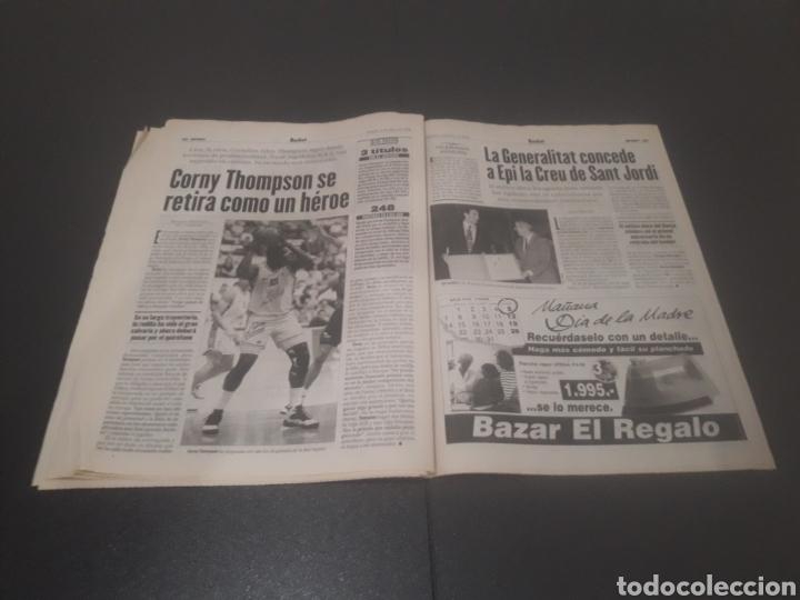 Coleccionismo deportivo: SPORT N° 5927. 4 DE MAYO 1996. - Foto 22 - 255956935