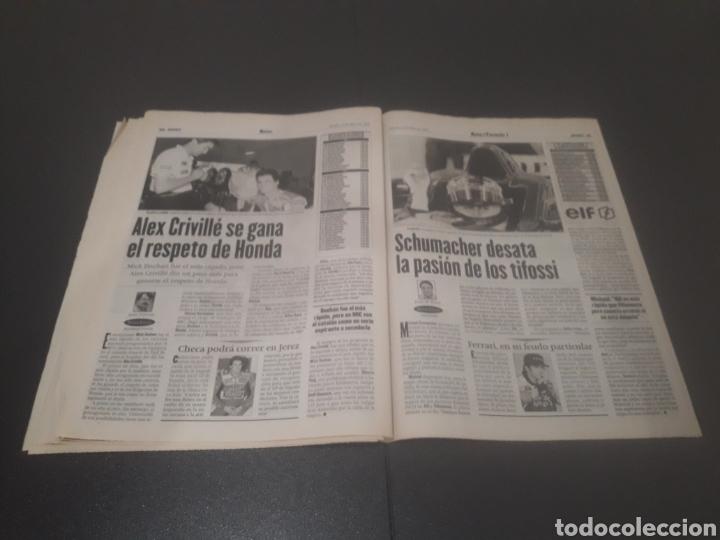Coleccionismo deportivo: SPORT N° 5927. 4 DE MAYO 1996. - Foto 24 - 255956935