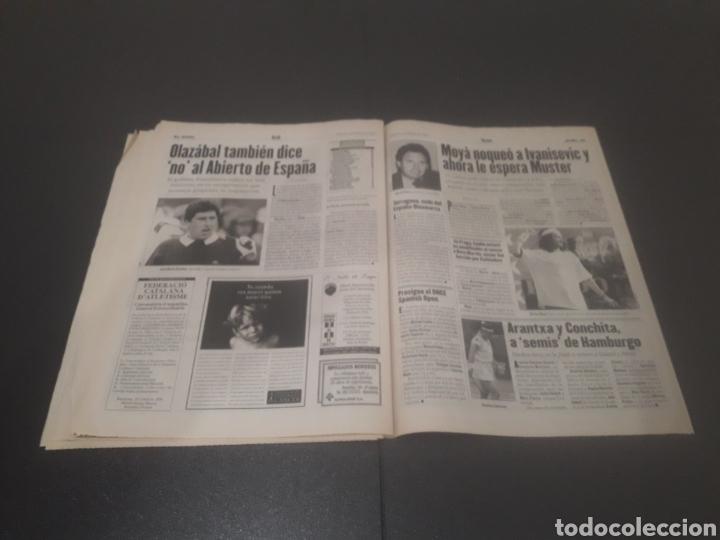 Coleccionismo deportivo: SPORT N° 5927. 4 DE MAYO 1996. - Foto 28 - 255956935