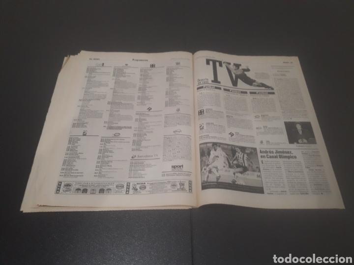 Coleccionismo deportivo: SPORT N° 5927. 4 DE MAYO 1996. - Foto 31 - 255956935