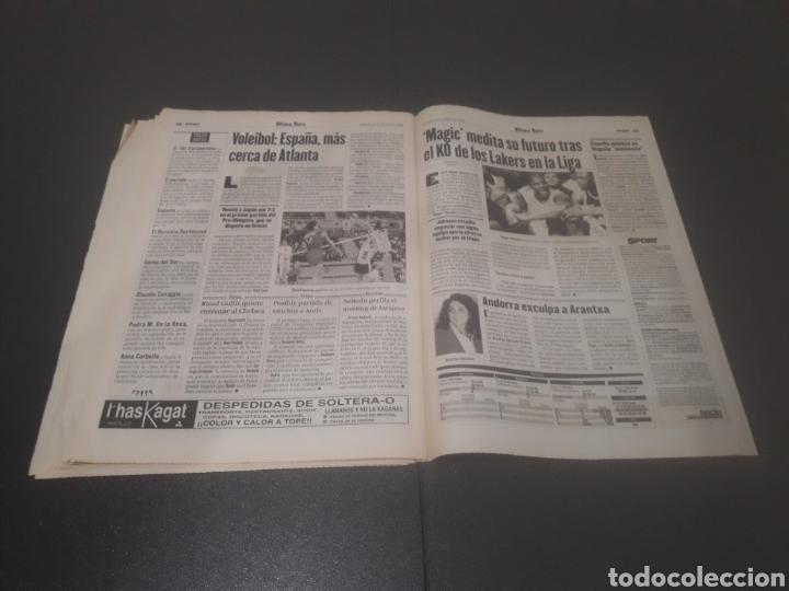 Coleccionismo deportivo: SPORT N° 5927. 4 DE MAYO 1996. - Foto 32 - 255956935