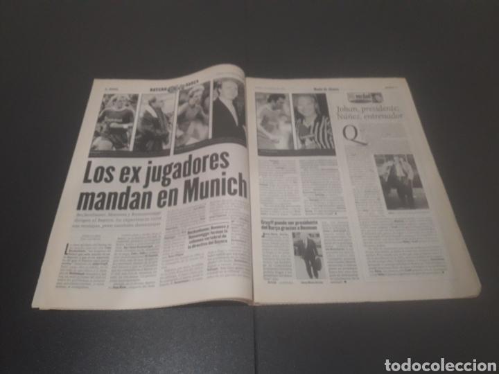 Coleccionismo deportivo: SPORT N° 5886. 23 DE MARZO 1996. - Foto 4 - 255959070