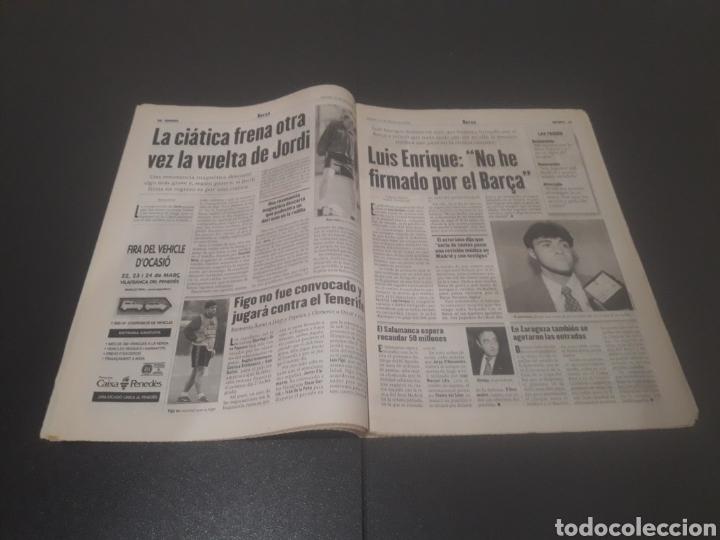 Coleccionismo deportivo: SPORT N° 5886. 23 DE MARZO 1996. - Foto 9 - 255959070
