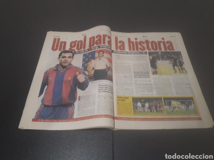 Coleccionismo deportivo: SPORT N° 5886. 23 DE MARZO 1996. - Foto 10 - 255959070