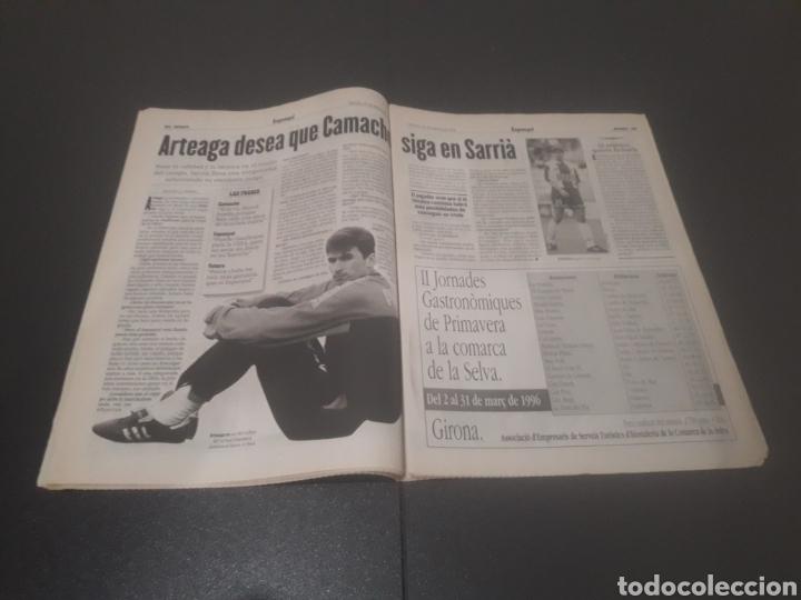 Coleccionismo deportivo: SPORT N° 5886. 23 DE MARZO 1996. - Foto 13 - 255959070