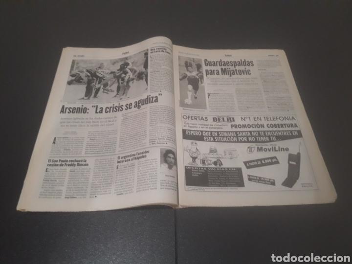 Coleccionismo deportivo: SPORT N° 5886. 23 DE MARZO 1996. - Foto 15 - 255959070