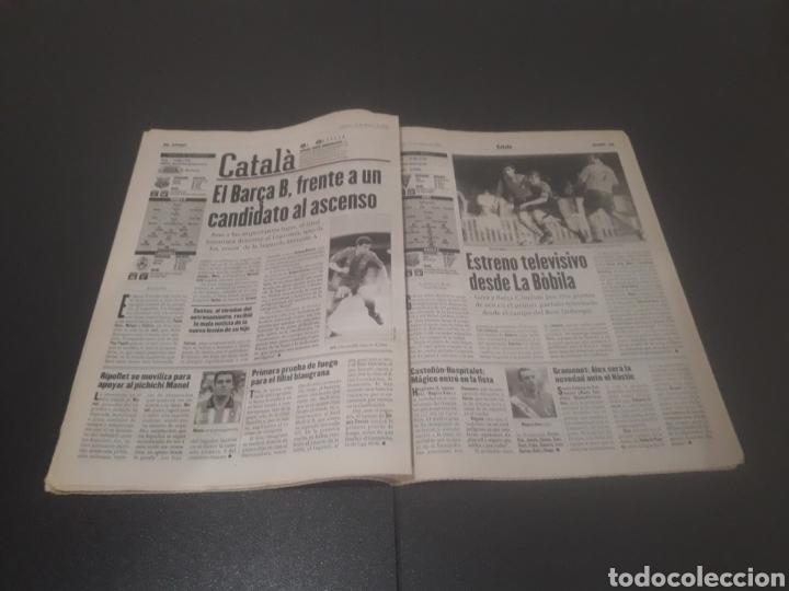 Coleccionismo deportivo: SPORT N° 5886. 23 DE MARZO 1996. - Foto 20 - 255959070