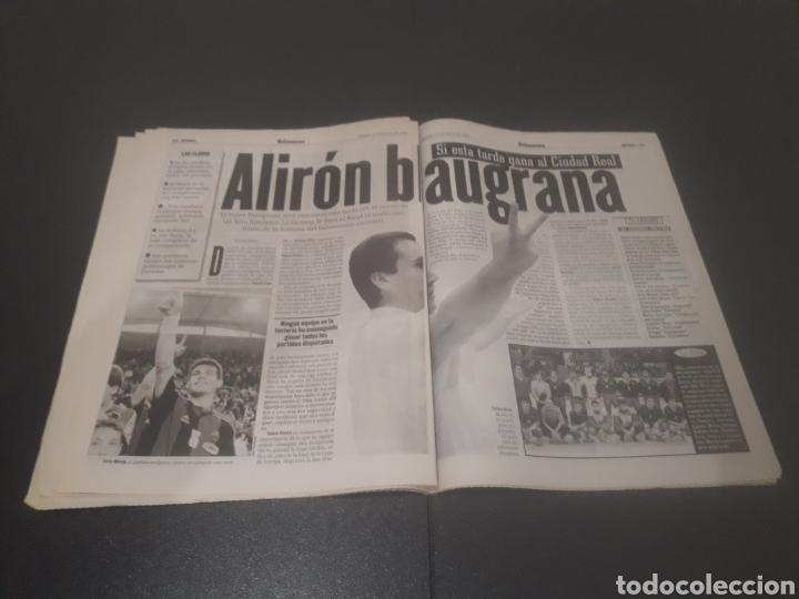Coleccionismo deportivo: SPORT N° 5886. 23 DE MARZO 1996. - Foto 23 - 255959070