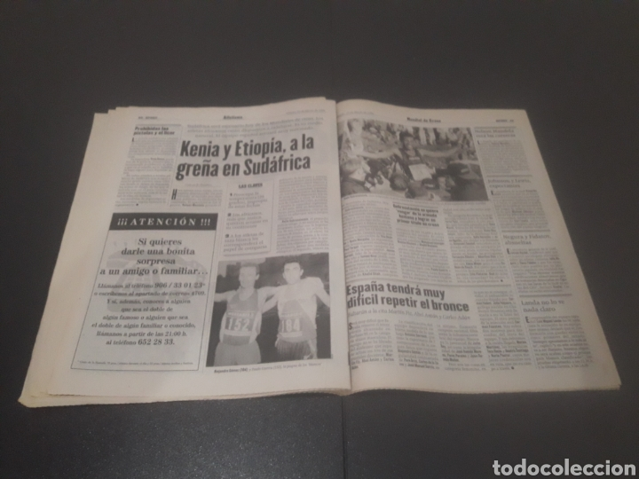 Coleccionismo deportivo: SPORT N° 5886. 23 DE MARZO 1996. - Foto 24 - 255959070