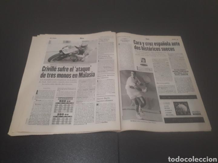 Coleccionismo deportivo: SPORT N° 5886. 23 DE MARZO 1996. - Foto 25 - 255959070