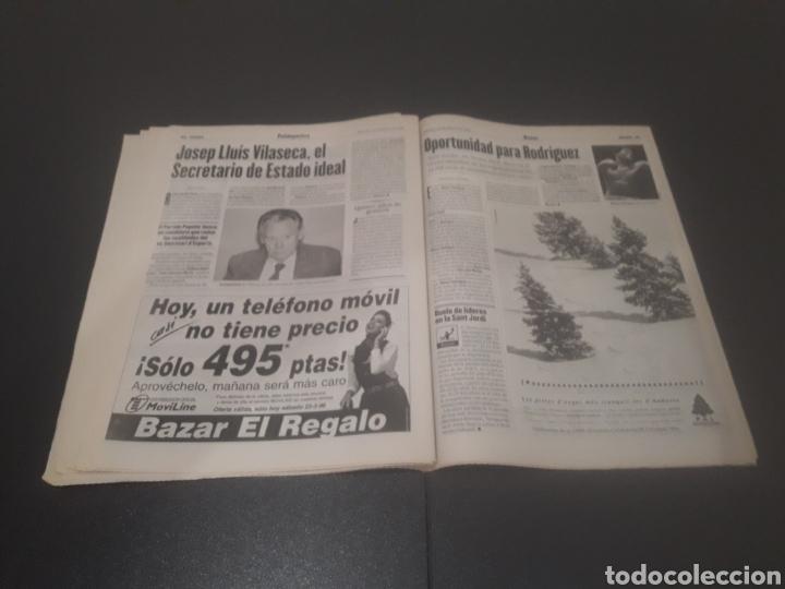 Coleccionismo deportivo: SPORT N° 5886. 23 DE MARZO 1996. - Foto 26 - 255959070