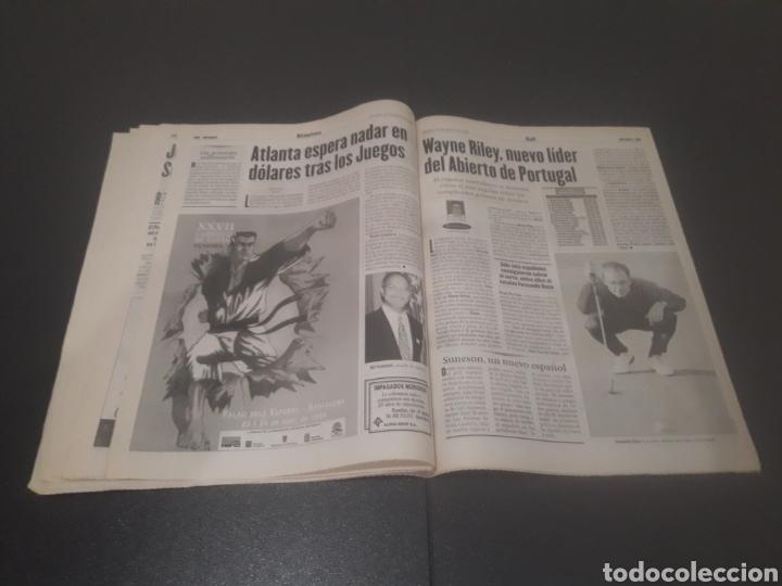 Coleccionismo deportivo: SPORT N° 5886. 23 DE MARZO 1996. - Foto 27 - 255959070
