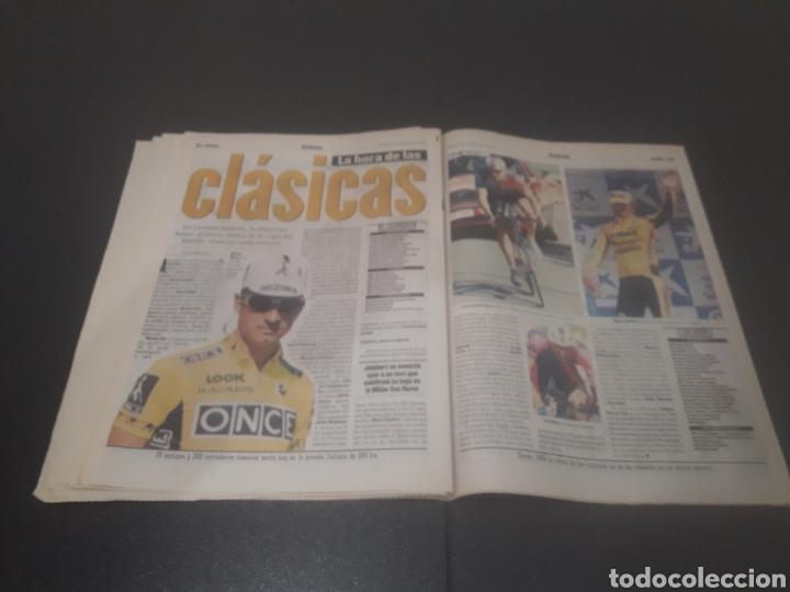 Coleccionismo deportivo: SPORT N° 5886. 23 DE MARZO 1996. - Foto 28 - 255959070