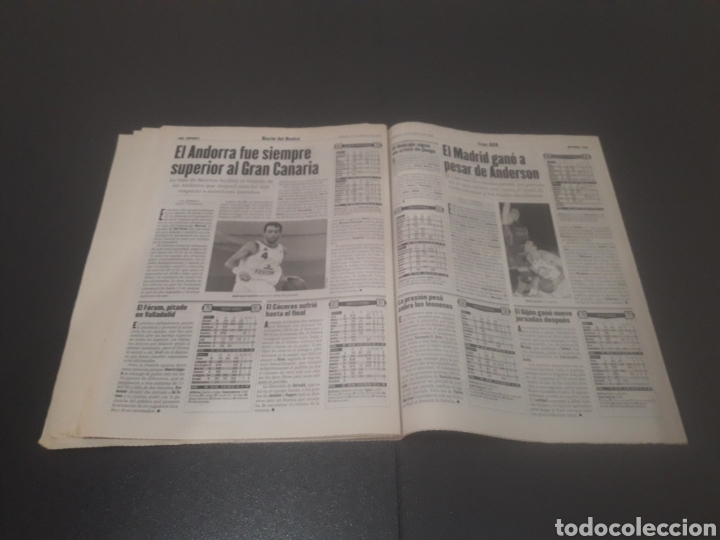 Coleccionismo deportivo: SPORT N° 5886. 23 DE MARZO 1996. - Foto 32 - 255959070