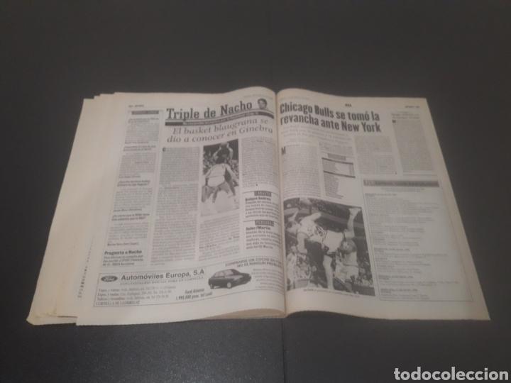 Coleccionismo deportivo: SPORT N° 5886. 23 DE MARZO 1996. - Foto 33 - 255959070