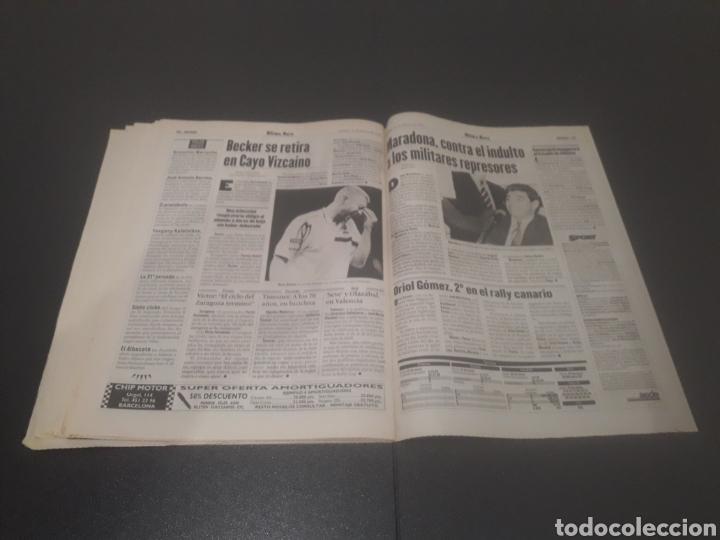 Coleccionismo deportivo: SPORT N° 5886. 23 DE MARZO 1996. - Foto 36 - 255959070