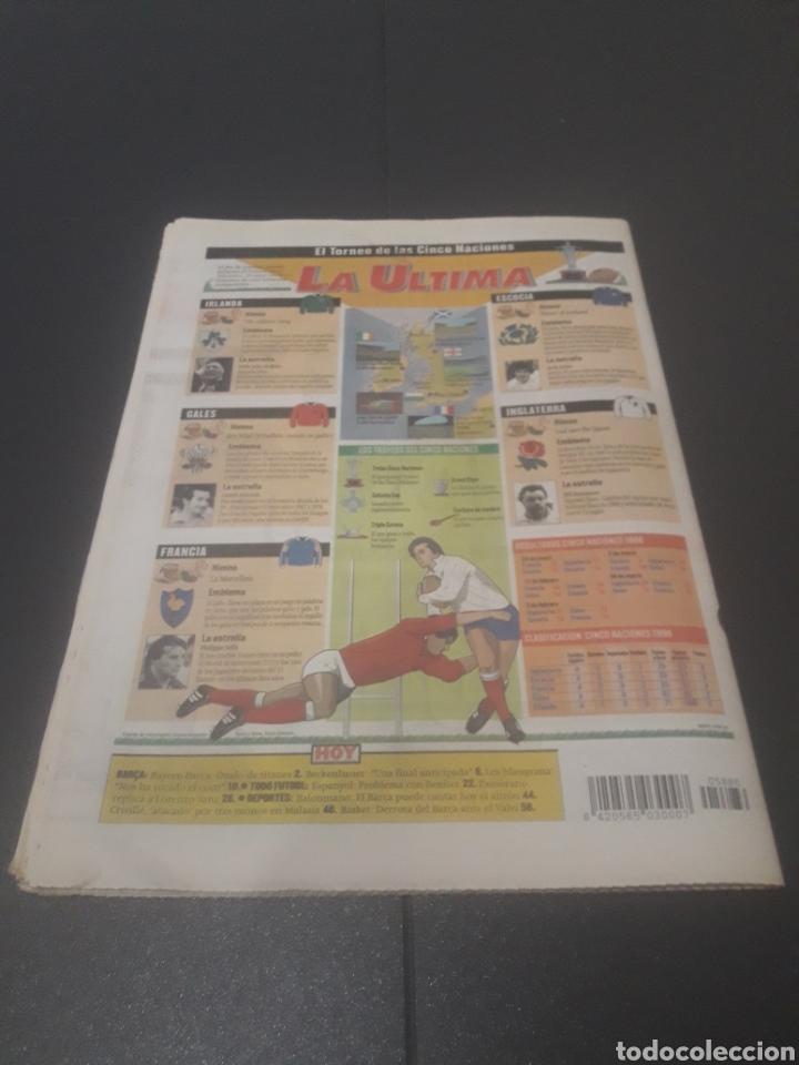 Coleccionismo deportivo: SPORT N° 5886. 23 DE MARZO 1996. - Foto 37 - 255959070
