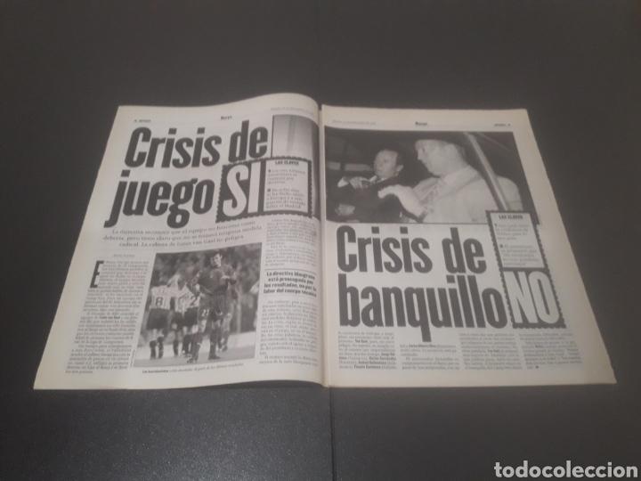 Coleccionismo deportivo: SPORT N° 6484. 15 DE NOVIEMBRE 1997. - Foto 2 - 255991095