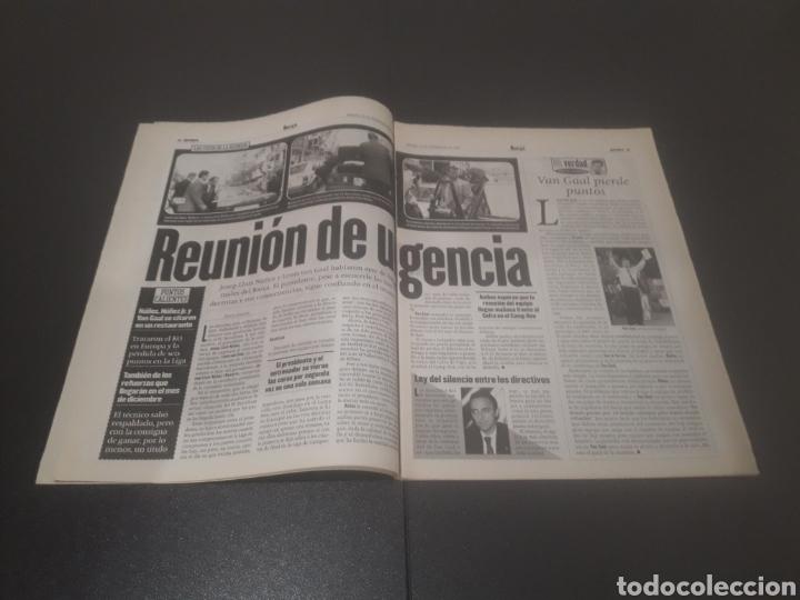 Coleccionismo deportivo: SPORT N° 6484. 15 DE NOVIEMBRE 1997. - Foto 3 - 255991095