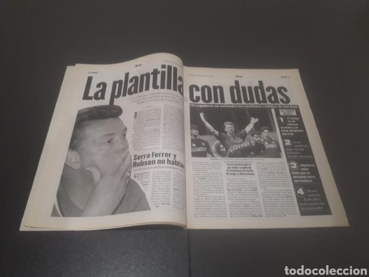 Coleccionismo deportivo: SPORT N° 6484. 15 DE NOVIEMBRE 1997. - Foto 4 - 255991095