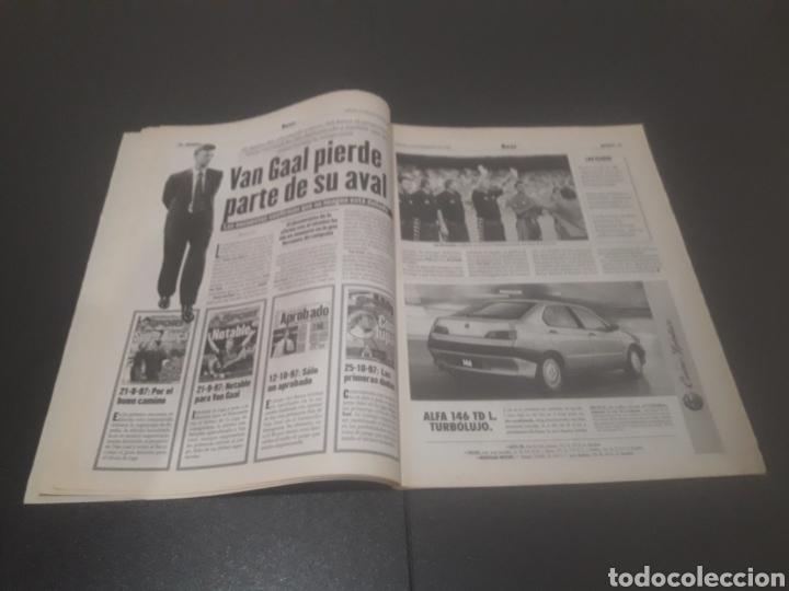 Coleccionismo deportivo: SPORT N° 6484. 15 DE NOVIEMBRE 1997. - Foto 6 - 255991095