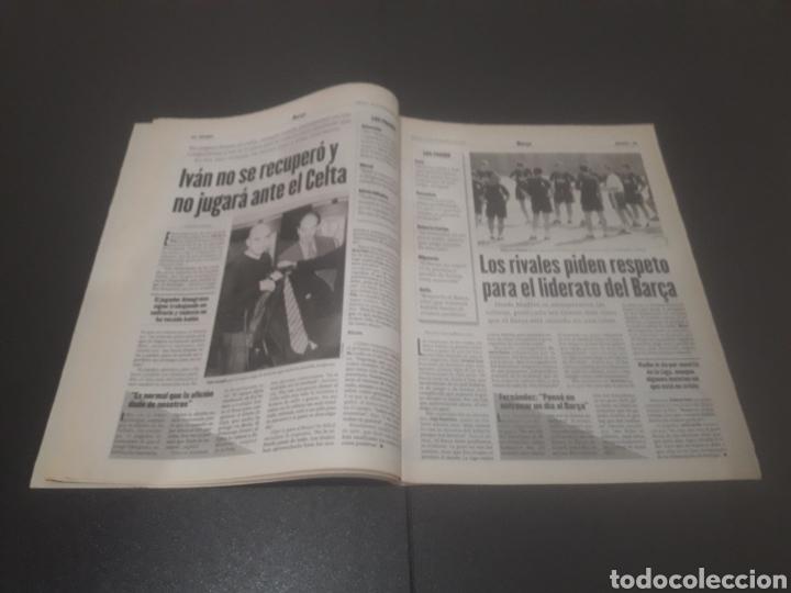 Coleccionismo deportivo: SPORT N° 6484. 15 DE NOVIEMBRE 1997. - Foto 8 - 255991095