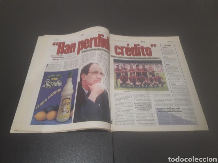 Coleccionismo deportivo: SPORT N° 6484. 15 DE NOVIEMBRE 1997. - Foto 9 - 255991095