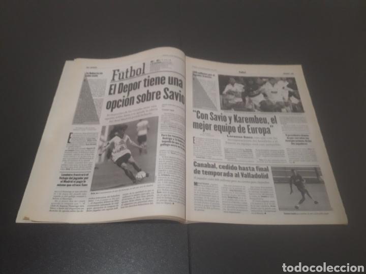 Coleccionismo deportivo: SPORT N° 6484. 15 DE NOVIEMBRE 1997. - Foto 13 - 255991095