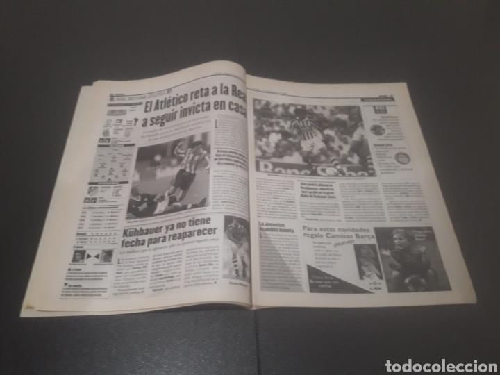 Coleccionismo deportivo: SPORT N° 6484. 15 DE NOVIEMBRE 1997. - Foto 14 - 255991095