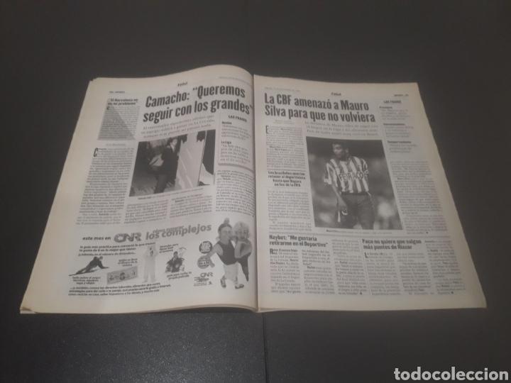 Coleccionismo deportivo: SPORT N° 6484. 15 DE NOVIEMBRE 1997. - Foto 16 - 255991095