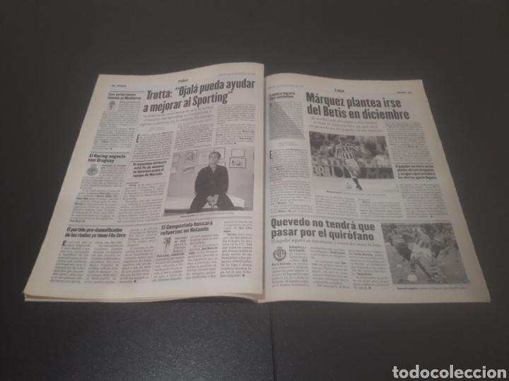 Coleccionismo deportivo: SPORT N° 6484. 15 DE NOVIEMBRE 1997. - Foto 18 - 255991095