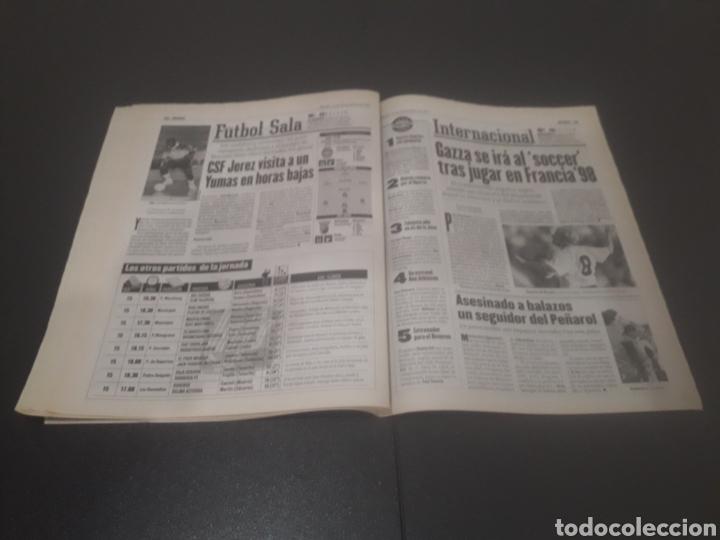Coleccionismo deportivo: SPORT N° 6484. 15 DE NOVIEMBRE 1997. - Foto 22 - 255991095