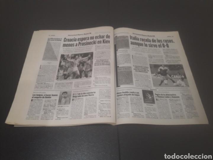 Coleccionismo deportivo: SPORT N° 6484. 15 DE NOVIEMBRE 1997. - Foto 23 - 255991095