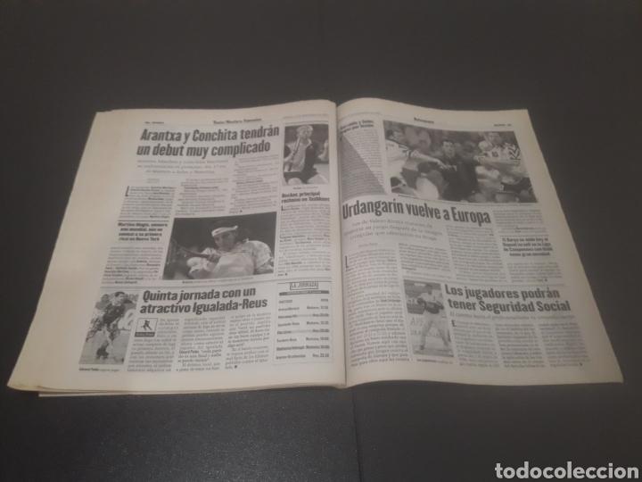 Coleccionismo deportivo: SPORT N° 6484. 15 DE NOVIEMBRE 1997. - Foto 26 - 255991095