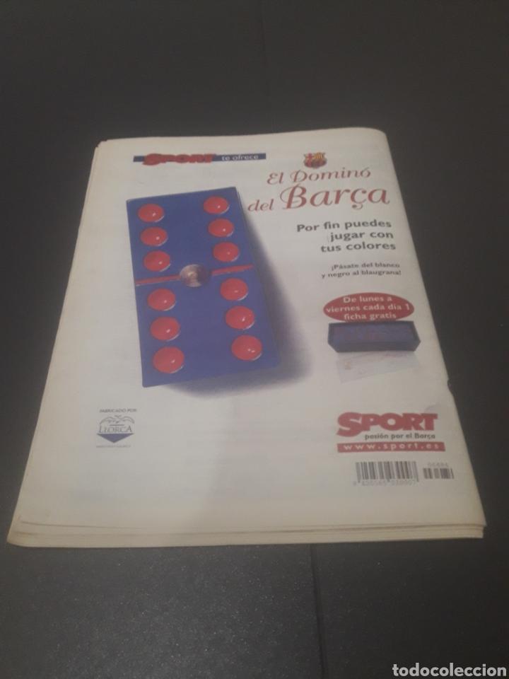 Coleccionismo deportivo: SPORT N° 6484. 15 DE NOVIEMBRE 1997. - Foto 33 - 255991095