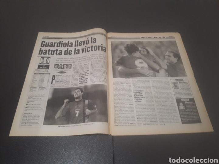Coleccionismo deportivo: SPORT N° 6152. 15 DE DICIEMBRE 1996. - Foto 2 - 255992095