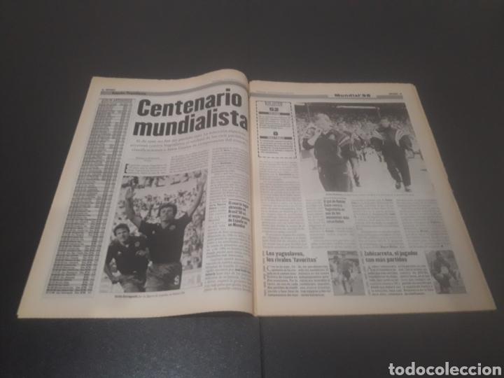 Coleccionismo deportivo: SPORT N° 6152. 15 DE DICIEMBRE 1996. - Foto 3 - 255992095