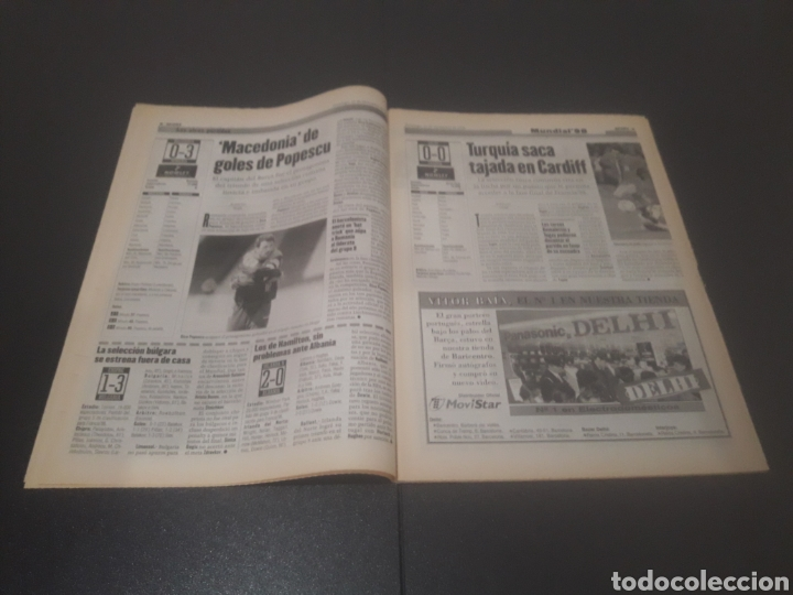 Coleccionismo deportivo: SPORT N° 6152. 15 DE DICIEMBRE 1996. - Foto 5 - 255992095