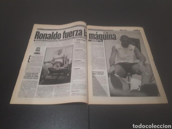 Coleccionismo deportivo: SPORT N° 6152. 15 DE DICIEMBRE 1996. - Foto 6 - 255992095