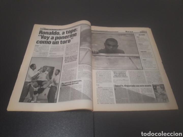 Coleccionismo deportivo: SPORT N° 6152. 15 DE DICIEMBRE 1996. - Foto 7 - 255992095